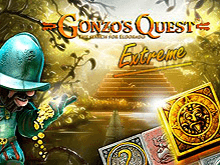 Gonzo's Quest Extreme - игровые аппараты