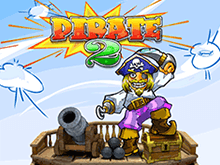Автомат Pirate 2 в онлайн казино