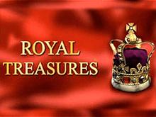 Royal Treasures в казино онлайн