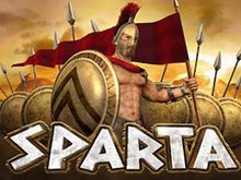 Автомат Sparta на рабочем зеркале