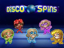 Disco Spins - игровые аппараты