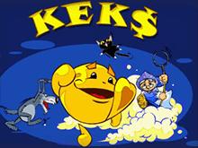В казино автомат Keks с демо