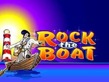Игровой автомат Раскачивание Лодки в клубе Вулкан