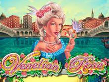 Игровой слот Венецианская Роза онлайн на изысканную тематику